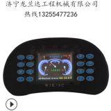WJK-6C彩屏型电子监控器 挖掘机配件电子监控器仪表厂家研发设计