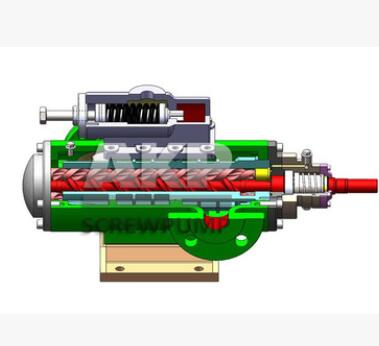 燃油供应系统SMH280R46E6.7W27 锅炉燃油泵