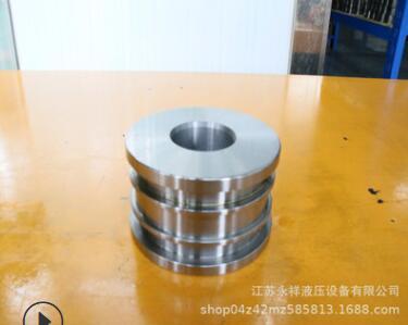 厂家定做 拉杆缸活塞 液压泵配件柱塞缸体液压系统零配件