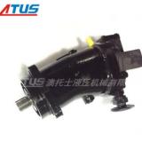供应挖煤机液压件变量液压马达A6V107型号柱塞马达吊车卷扬马达