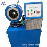 现货供应钢管压管机 小型电动压管机 建筑钢管压管机