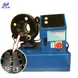 厂家批发自动锁管机 快速钢管锁管机 半自动液压缩管机