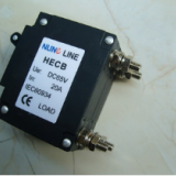 诺能电器 电磁断路器 电磁液压式断路器150A